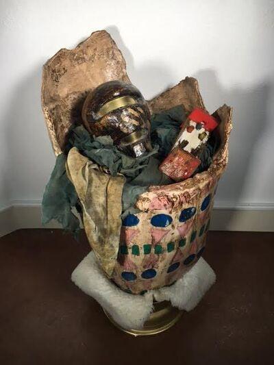 Joshua Goode, 'Dinosaur Egg Tomb'