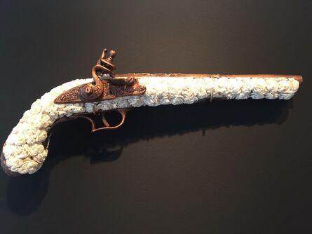Promotesh Das Pulak, 'Musket Gun', 2014