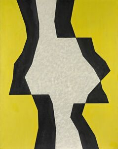 Charles Green Shaw, 'Sentinel', 1969