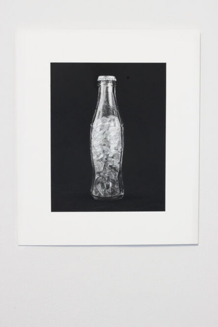 """Martí Cormand, 'Formalizing their concept: Luis Camnitzer's """"Coca-Cola bottle filled with Coca-Cola bottle, 1973""""', 2015"""