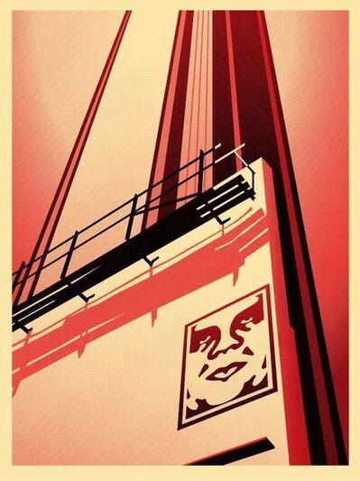 Shepard Fairey, 'Sunset and Vine Billboard', 2011