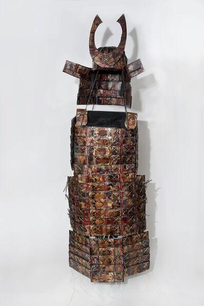 Joshua Goode, 'Donruss 88 Samurai Armor', 2015