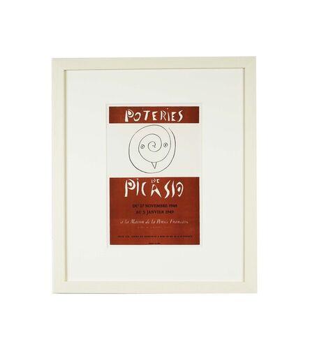 Pablo Picasso, 'Poteries De Picasso', 1959