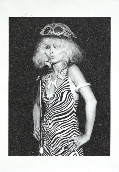Bob Gruen, 'Blondie', 2018
