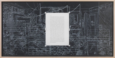 Art & Language, 'Letters to The Red Crayola XI', 1982-2012
