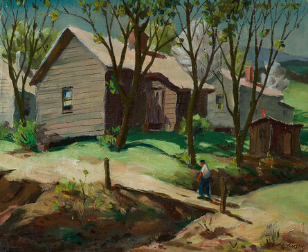 Henry Gasser, 'Coming Home', ca. 1950s-1960s