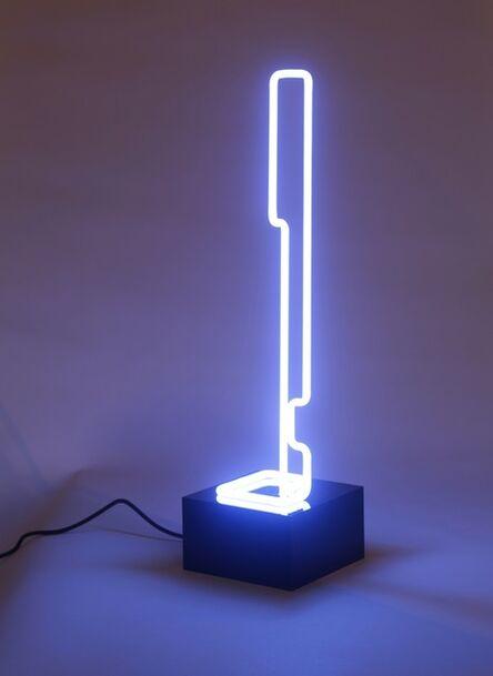 Geneviève Claisse, 'Linear sculpture', 1982