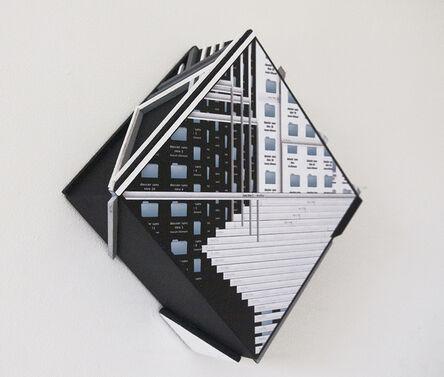 Natalia de MELLO, 'Sound Monotype', 2014