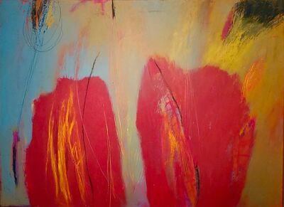Ulla Neigenfind, 'Wings on Fire', 2015