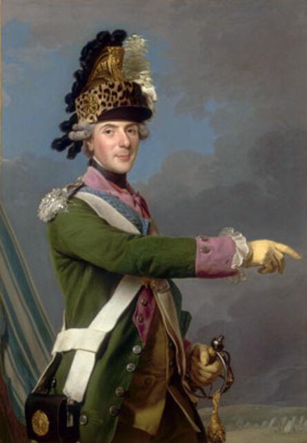 Alexandre Roslin, 'Louis de France, dauphin, fils de Louis XV (Louis, Dauphin of France)', 1765