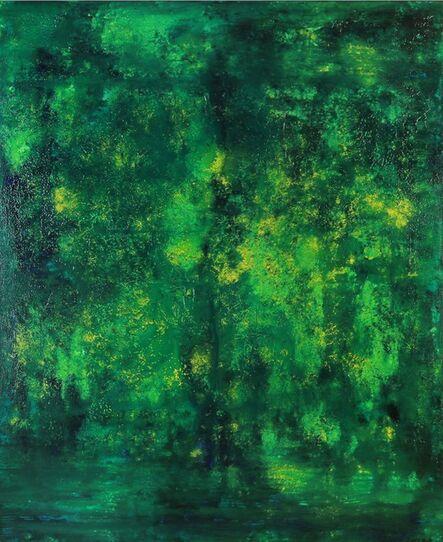 Wang Yazhong 王亚中, 'Green, Air, Water No.1', 2018