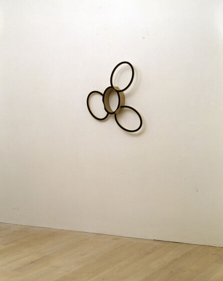Nigel Hall, 'Mirrored (Black Float)', 2004