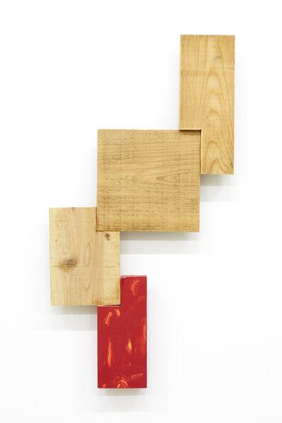 Kishio Suga, 'Cause of Alined Scenery', 2012