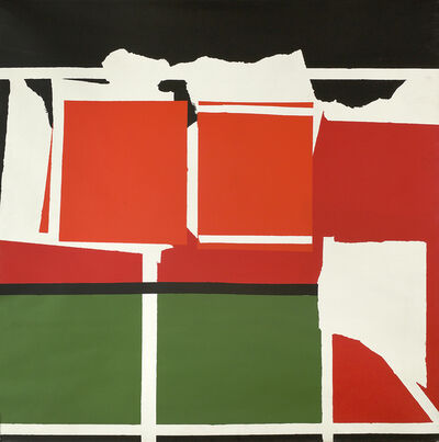Larry Zox, 'For Jean', 1971