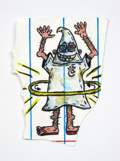 Michael Scoggins, 'Hula Hooping for Jesus, It'd Be Funny if It's Politics wasn't so Fucked up. (#7)', 2015
