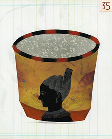 Anne Smith, 'Cup # 35', 2010