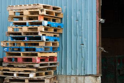 Stuart McCall, 'Industrial Landscape: Palette', 2007
