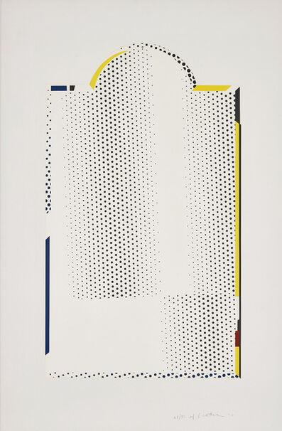 Roy Lichtenstein, 'Mirror #7, from Mirror Series', 1972
