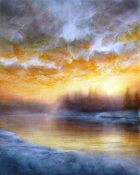 Brian Sostrom, 'Cold Dawn ', 2020