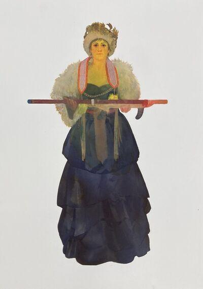 June Glasson, 'Willow', 2021
