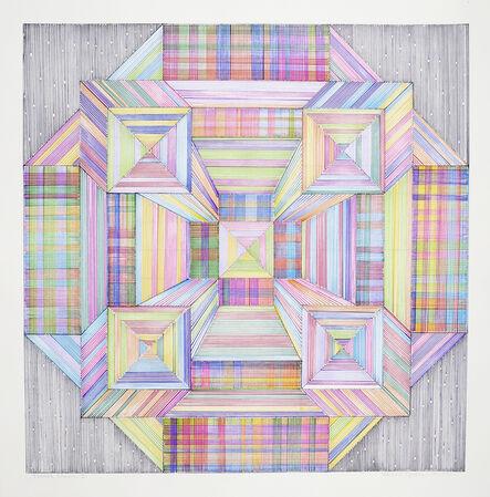 Adrian Esparza, 'Tunnel Vision', 2017