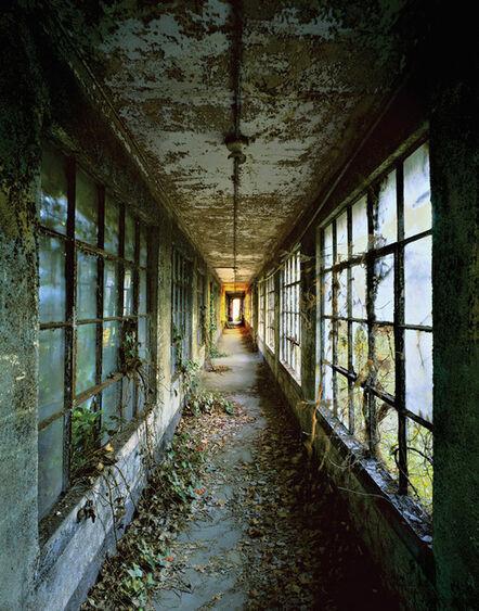 Stephen Wilkes, 'Corridor 9, Island 3, Ellis Island [E1]', ca. 1998-2003