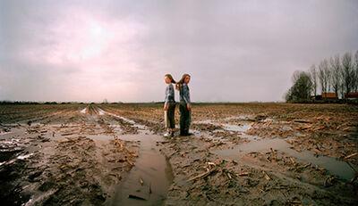 Ellen Kooi, 'Abbekerk - tweeling, (klei) ', 2005