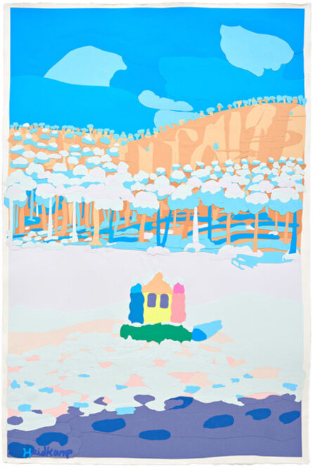 Daniel Heidkamp, 'Polar Bounce', 2017