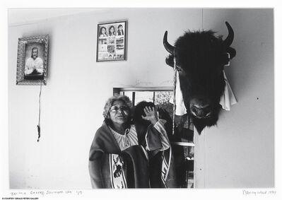 Nancy Wood, 'Bertha Groves, Southern Ute, 1/7', 1979