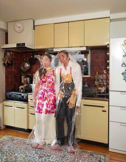 Photographer Hal, '#12_Kohmey&Keiko from 'Flesh Love Returns'', 2015