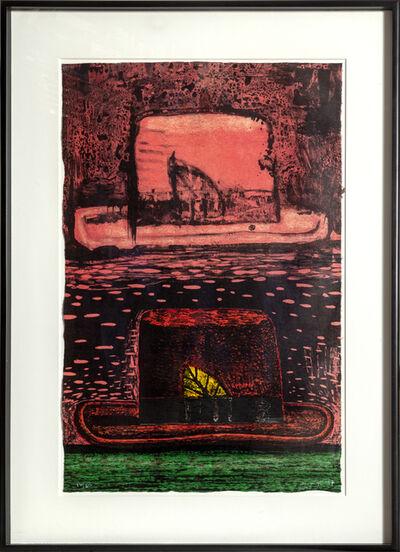 Aaron Fink, 'Double Hats', 1987