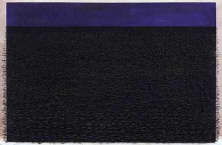 Yoan Capote, 'Palangre (muro de mar I)', 2016