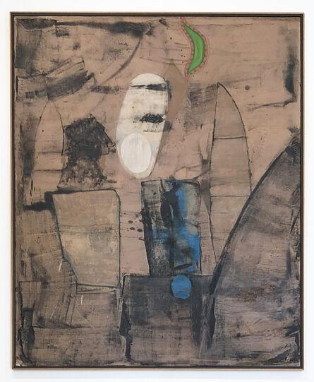 Prunella Clough, 'Forest Floor', 1988