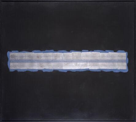 George Dunbar, 'Bayou Blue', 2015