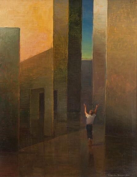 Claudio Bravo, 'New York', 1953