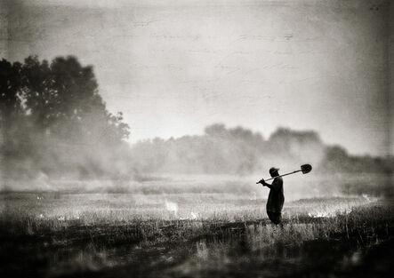 Will Jacks, 'Burning the Fields', 2011c /2011