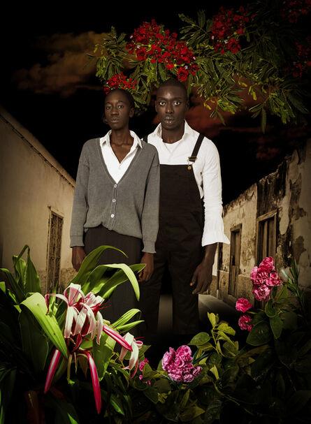 Omar Victor Diop, 'La révolte de Soweto, 1976', 2017