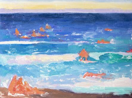 Brian Lotti, 'Pacific Sunset', 2020