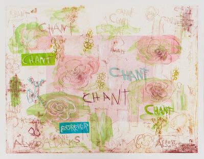 "Joan Snyder, '""Chant/Forever""', 2018"