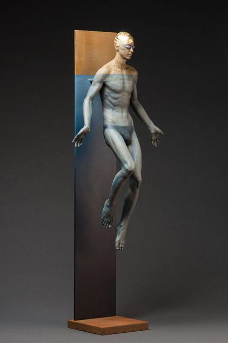 Deon Duncan, 'Blue Lotus', 2014