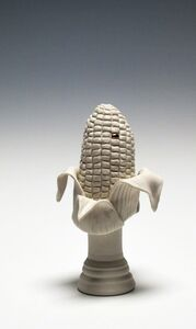 Andrew Adamson, 'Corn in the Nude', 2018
