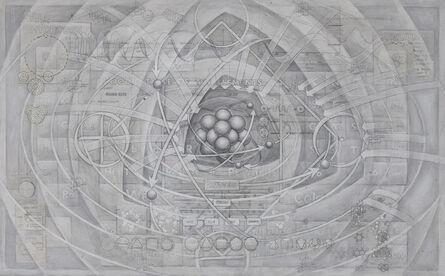 Casey Cripe, 'Atom (v.1.3)', 2015