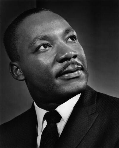 Yousuf Karsh, 'Martin Luther King', 1962