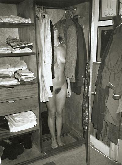 Marcel Mariën, 'L'invention de l'ascenseur (The Invention of the Elevator)', 1985/1985