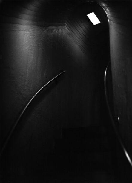 Arnold Kastenbaum, 'Mount Greylock Staircase'
