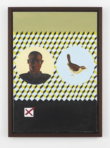 Lubaina Himid, 'Free Healthcare or Free Birdsong', 2014