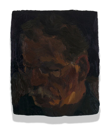 Samuel C. Guy, 'Dad Half Sleeping', 2019