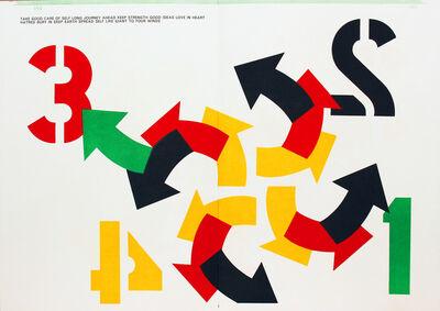 Robert Indiana, 'Four Winds', 1964