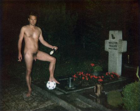 "Juergen Teller, '""The Clinic"" No.26, 2015/Father and Son Polaroid, Bubenreuth', 2003"