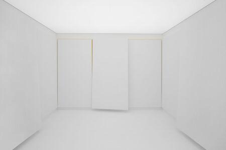 Ettore Spalletti, 'Un giorno così bianco, così bianco', 2013